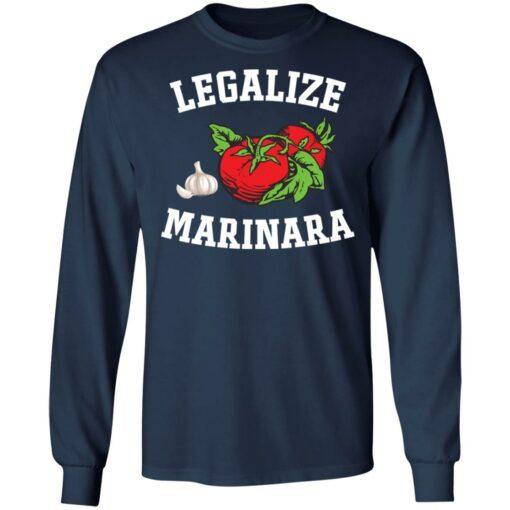 Garlic and tomato legalize marinara shirt $19.95 redirect05202021230527 5