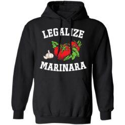 Garlic and tomato legalize marinara shirt $19.95 redirect05202021230527 6