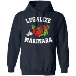 Garlic and tomato legalize marinara shirt $19.95 redirect05202021230527 7
