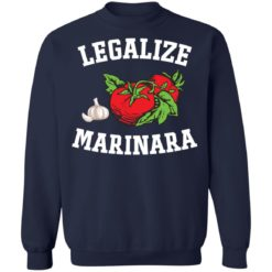 Garlic and tomato legalize marinara shirt $19.95 redirect05202021230527 9