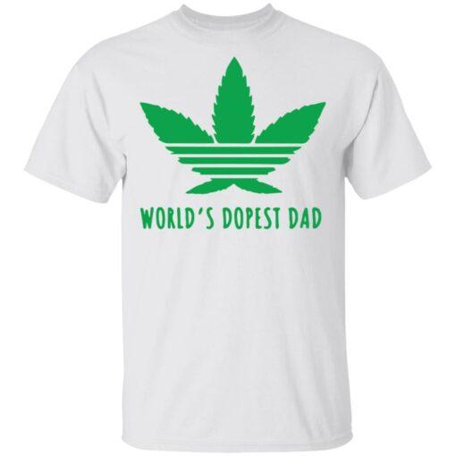 Worlds dopest dad shirt $19.95 redirect05202021230552 10