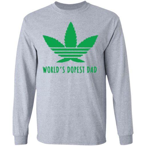 Worlds dopest dad shirt $19.95 redirect05202021230553 1