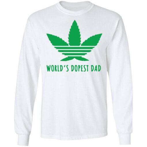 Worlds dopest dad shirt $19.95 redirect05202021230553 2
