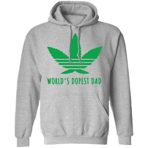 Worlds dopest dad shirt $19.95 redirect05202021230553 3