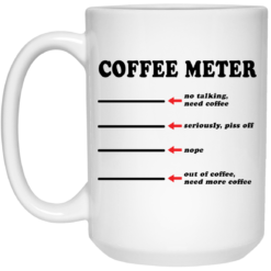 Coffee meter no talking need coffee seriously piss off mug $16.95 redirect05212021020520 1