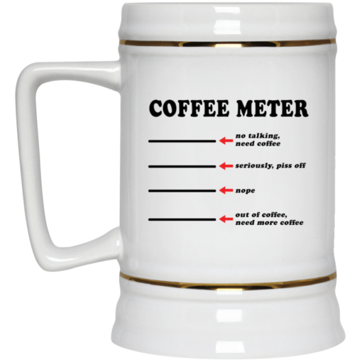 Coffee meter no talking need coffee seriously piss off mug $16.95 redirect05212021020520 2