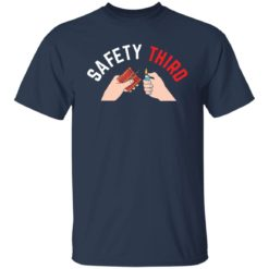 4th of july patriotic fireworks safety third shirt $19.95 redirect05242021000523 1