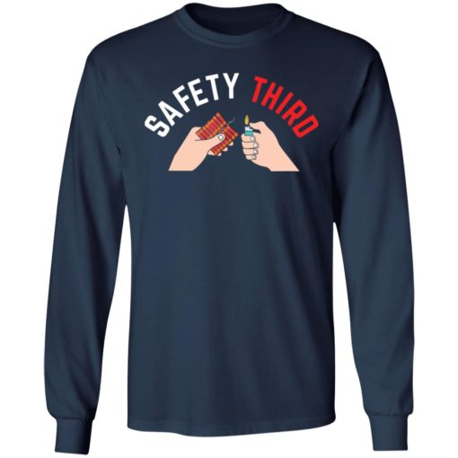 4th of july patriotic fireworks safety third shirt $19.95 redirect05242021000523 5