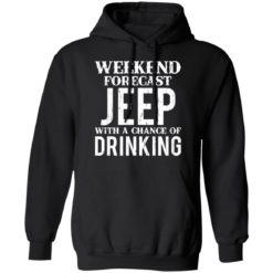 Weekend forecast jeep with a chance of drinking shirt $19.95 redirect05242021030533 6