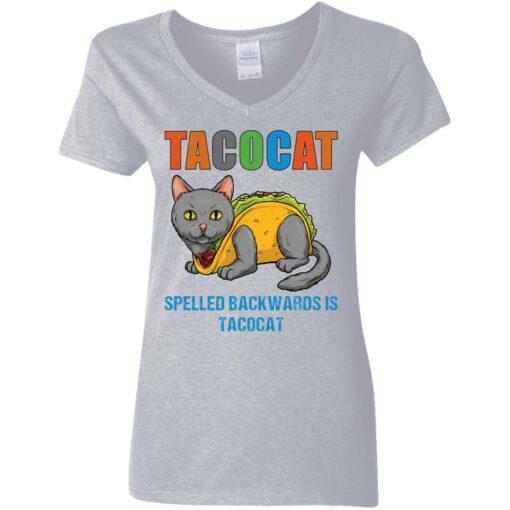 Tacocat spelled backwards is tacocat shirt $19.95 redirect05242021060537 3