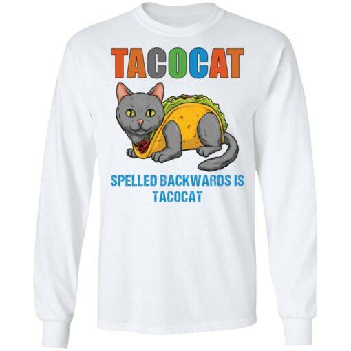 Tacocat spelled backwards is tacocat shirt $19.95 redirect05242021060537 5