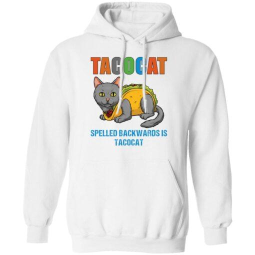 Tacocat spelled backwards is tacocat shirt $19.95 redirect05242021060538 1