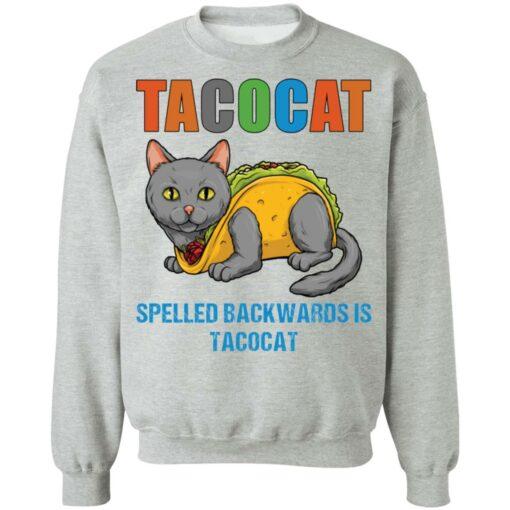 Tacocat spelled backwards is tacocat shirt $19.95 redirect05242021060538 2