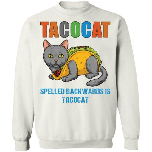 Tacocat spelled backwards is tacocat shirt $19.95 redirect05242021060538 3