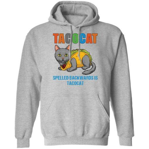 Tacocat spelled backwards is tacocat shirt $19.95 redirect05242021060538
