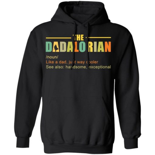 The Dadalorian like a Dad just way cooler shirt $19.95 redirect05242021220518 2