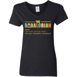 The Dadalorian like a Dad just way cooler shirt $19.95 redirect05242021220518 8