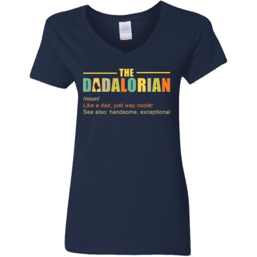 The Dadalorian like a Dad just way cooler shirt $19.95 redirect05242021220518 9