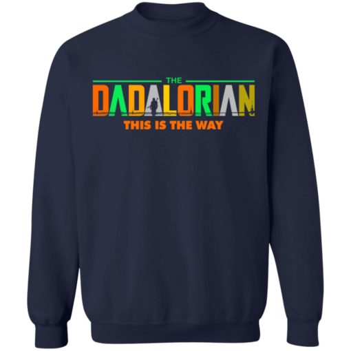 The Dadalorian this is the way shirt $19.95 redirect05242021220532 5