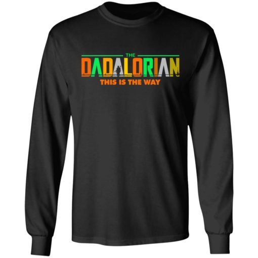 The Dadalorian this is the way shirt $19.95 redirect05242021220532