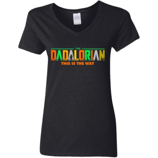 The Dadalorian this is the way shirt $19.95 redirect05242021220532 8