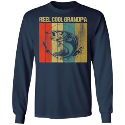 Fishing bass reel cool grandpa shirt $19.95 redirect05252021040509 11