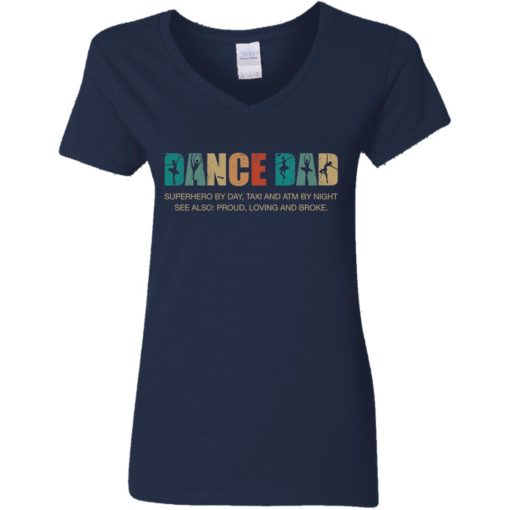 Dance dad superhero by day taxi and ATM by night shirt $19.95 redirect05252021050556 7
