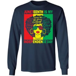 Juneteenth is my independence day shirt $19.95 redirect05262021010504 1
