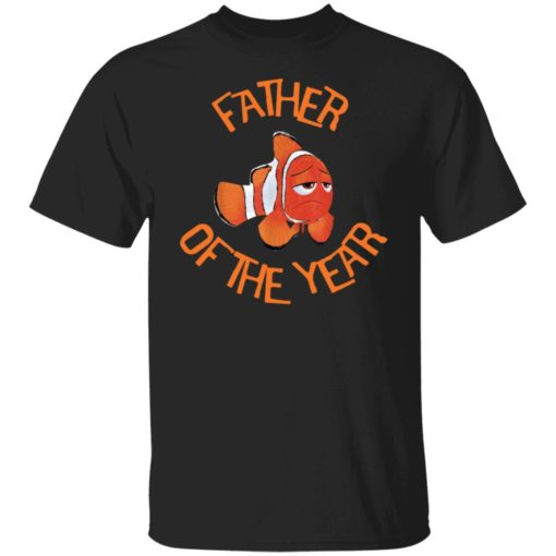 Dory fish father of the year shirt $19.95 redirect05262021040535