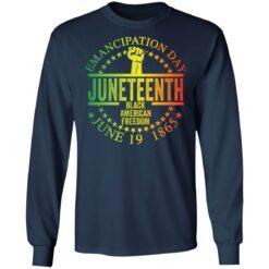 Emancipation day juneteenth black American freedom june 19th shirt $19.95 redirect05262021050537 5