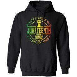 Emancipation day juneteenth black American freedom june 19th shirt $19.95 redirect05262021050537 6
