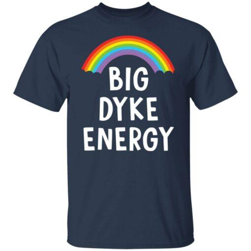 Rainbow big dyke energy shirt $19.95 redirect05262021230540 1