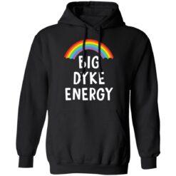Rainbow big dyke energy shirt $19.95 redirect05262021230540 6