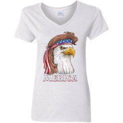 Eagle Mullet 4th of july flag shirt $19.95 redirect05272021020505 2