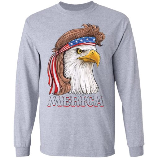 Eagle Mullet 4th of july flag shirt $19.95 redirect05272021020505 4