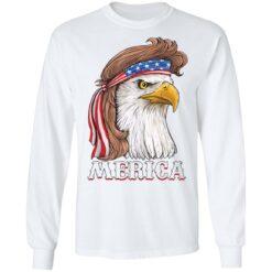 Eagle Mullet 4th of july flag shirt $19.95 redirect05272021020505 5