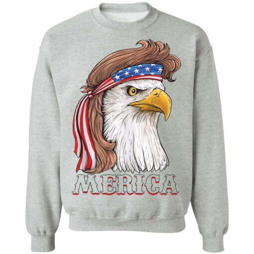 Eagle Mullet 4th of july flag shirt $19.95 redirect05272021020505 8