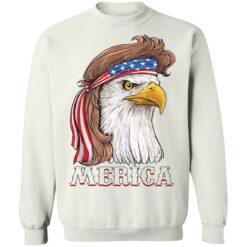 Eagle Mullet 4th of july flag shirt $19.95 redirect05272021020505 9