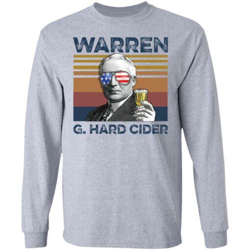 Warren G. Harding Hard cider shirt $19.95 redirect05272021040510 4