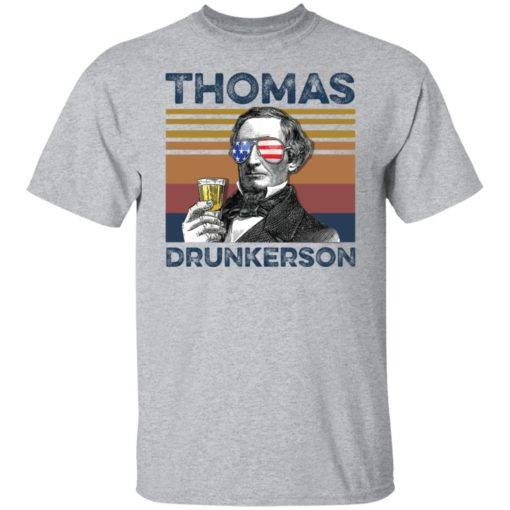 Thomas Jefferson Thomas drunkerson shirt $19.95 redirect05272021040533 1