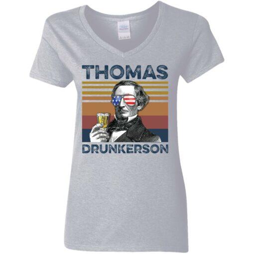 Thomas Jefferson Thomas drunkerson shirt $19.95 redirect05272021040533 3