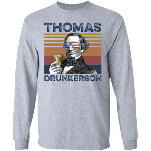Thomas Jefferson Thomas drunkerson shirt $19.95 redirect05272021040533 4
