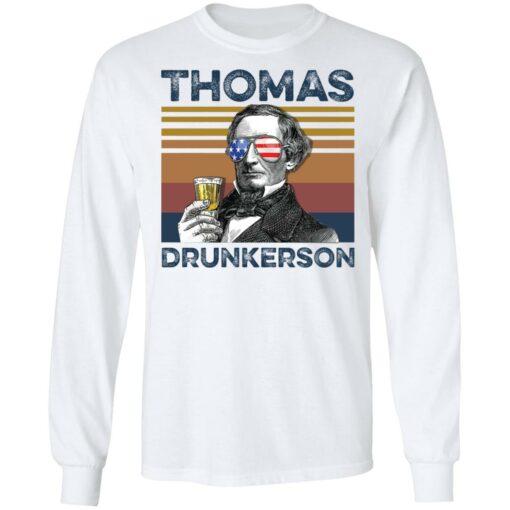Thomas Jefferson Thomas drunkerson shirt $19.95 redirect05272021040533 5