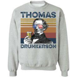 Thomas Jefferson Thomas drunkerson shirt $19.95 redirect05272021040533 8