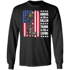 Honor the fallen thank the living shirt $19.95 redirect05272021040552 4