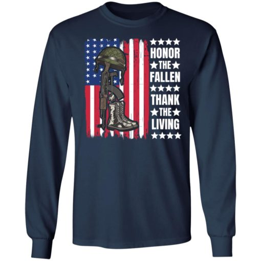 Honor the fallen thank the living shirt $19.95 redirect05272021040552 5