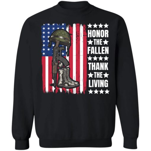 Honor the fallen thank the living shirt $19.95 redirect05272021040553 2