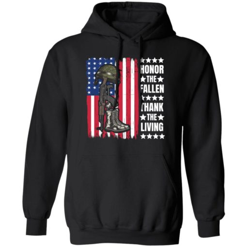 Honor the fallen thank the living shirt $19.95 redirect05272021040553
