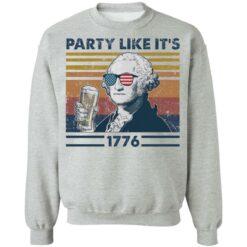 George Washington party like it's 1776 shirt $19.95 redirect05272021050521 8