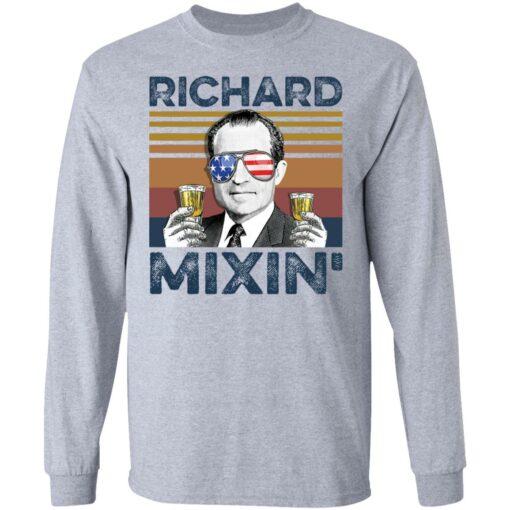 Richard Nixon Richard mixin' shirt $19.95 redirect05272021050531 4